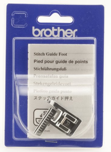 Brother SA160 Stitch tutorial lower limb residential Kitchen Features