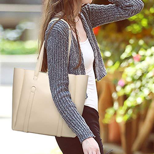 Lxf20 PU couleur sac bandoulière à Femme main grand Blanc sac solide sac carré sac à FrE1qSwF