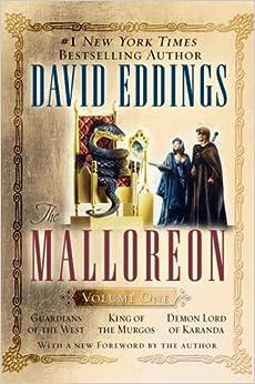 Malloreon Volume 1