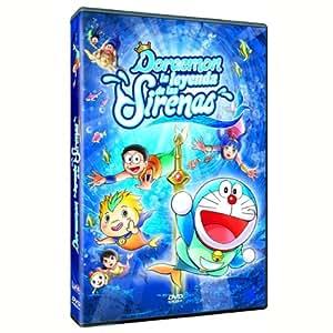 Doraemon La Leyenda De La Sirenas - Título Novedad [DVD]