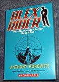 Alex Rider: The Blockbuster Series Boxed Set (Stormbreaker, Point Blank, Skeleton Key, Eagle Strike, Scorpia) (1 to 5)