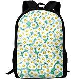 LoveBea Alpaca Outdoor Casual Shoulders Multipurpose Backpack Fantasy Shoulder Bag School Backpack Travel