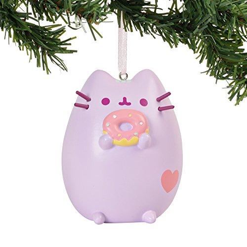 Pusheen Hanging Ornament with S-Hook (Pastel Purple, - Catfish Sunglasses