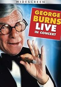 George Burns Live in Concert