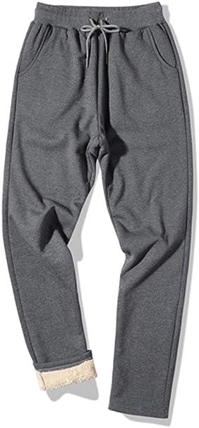 ROBO Pantalones de Chandal Hombre Largos Deporte Baloncesto ...