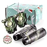 Askilt Kids Walkie Talkies and Binoculars for Kids , Outdoor Toys for Kids Two-Way Radio Walkie Talkies Toys, Cool Outdoor Kids Binoculars,Gifts for Children ,Toys for Boys and Girls