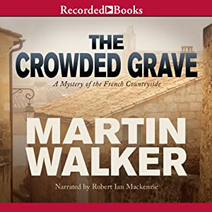 The Crowded Grave Audiobook