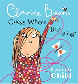 Clarice Bean Spells Trouble: Lauren Child: 9780763629038: Amazon ...