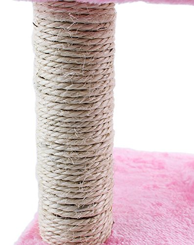 Fashion-Shop-Cat-Tree-Tower-Condo-Scratcher-79-L-x-79-W-x-157-H-inches-Pink