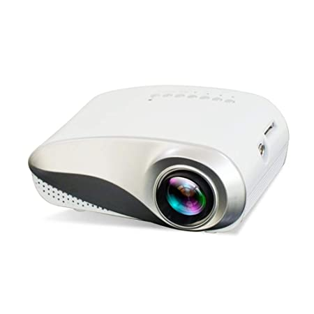H.L Mini proyector, Soporte 1080 HD LED Projector para ...