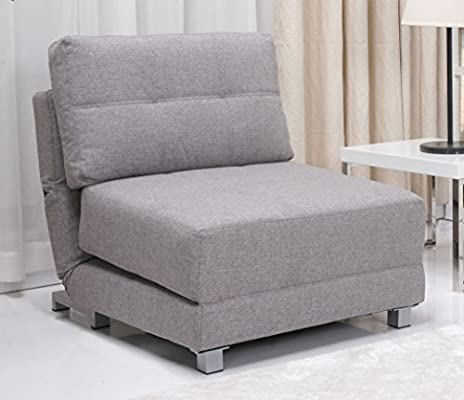 Miraculous Gold Sparrow New York Convertible Chair Bed Ash Lamtechconsult Wood Chair Design Ideas Lamtechconsultcom