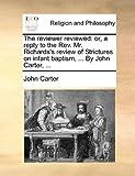 The Reviewer Reviewed, John Carter, 1140772694