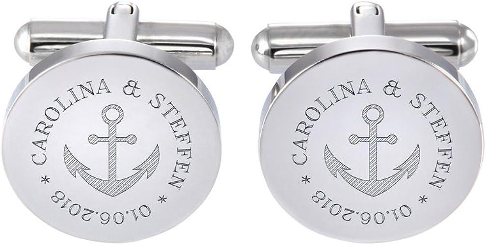 gemelli per sposo gemelli nuziali personalizzati gemelli personalizzati gemelli corano No see long time Allah arabo personalizzato