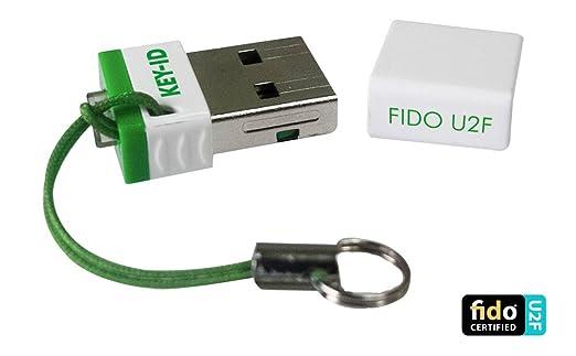 2 opinioni per Key-ID FIDO U2F USB Chiave di sicurezza