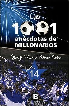 1001 ANECDOTAS DE MILLONARIOS  LAS