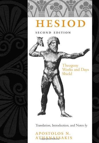 Hesiod: Theogony, Works and Days, Shield by imusti