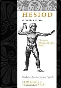hesiod works and days athanassakis pdf