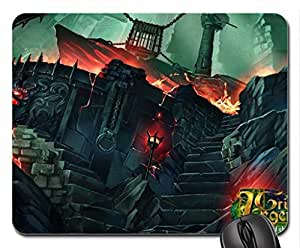 Grim Legends 2 - Song of the Dark02 Mouse Pad, Mousepad (10.2 x 8.3 x 0.12 inches)