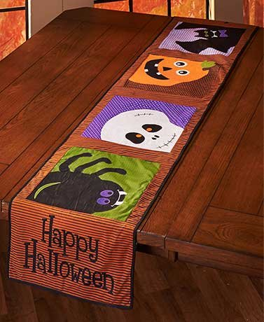 Halloween Table Runners (Halloween Table Collection (Runner))