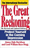 The Great Reckoning, James Dale Davidson and Lord W. Reese-Mogg, 0671885286