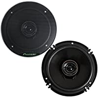 2) Pioneer 6.5 Inch 250 Watt G Series Coaxial Car Speakers Pair | TS-G1645R