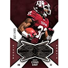 2012 SPx Finite Rookies #FCG Cyrus Gray /499 - NM-MT