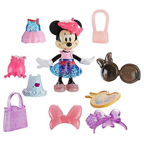 Disney Minnie Mouse Paris Chic Minnie Playset