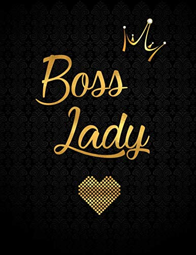 Boss Lady: Lined Journal