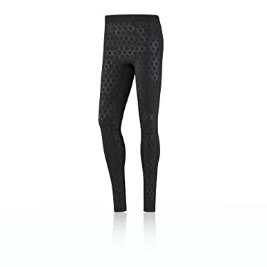 83f541ce7dc96 Reebok Hex Reflective Running Tight - AW17 - X Large: Amazon.co.uk: Clothing