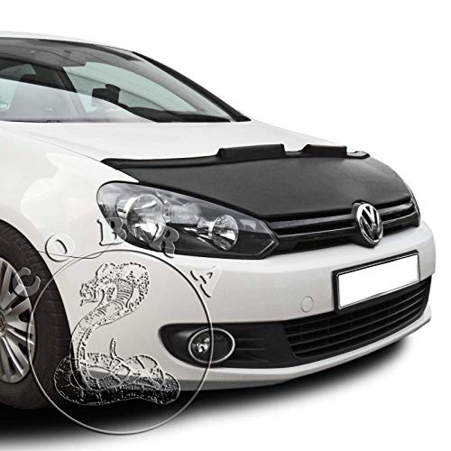 Cobra Auto Accessories Car Bonnet Hood Bra Fits Volkswagen Golf 6 VI MK6 GTI Rabbit 10 11 11 12 13 14