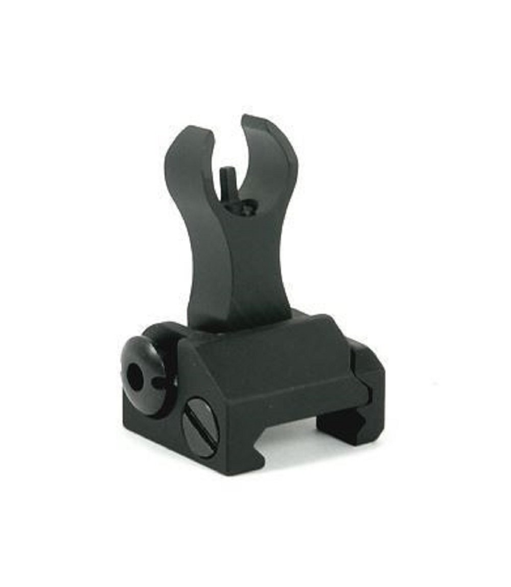 Iron Sights ( HK-A2 ) Tactical Rapid Transition Front & Rear Flip Up Backup Iron Battle Sights Set by Green Blob Outdoors by Green Blob Outdoors (Image #2)
