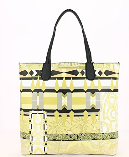 Sac shopping VERSACE JEANS Saffiano Stampata