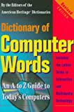 Dictionary of Computer Words, Robert W. Harris, 0395728347