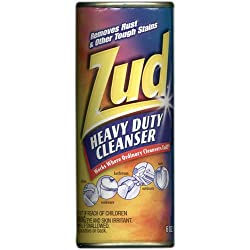 Zud Rust & Stain Remover Powder 6 Ounces