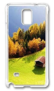 Adorable Landscapes 17 Hard Case Protective Shell Cell Phone For Case Samsung Galaxy S3 I9300 Cover - PC Transparent