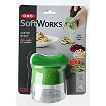 OXO Softworks Hand-Held Vegetable Spiralizer