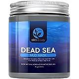 Sol Beauty® Dead Sea Mud Mask - Best Face & Body Mud Mask - Cosmetic Benefits Include: Exfoliation, Detoxification, Acne & Blackhead Treatment