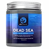 Body Mask At Home Sol Beauty Natural Dead Sea Mud Mask for Face & Body, 8.8 Ounces