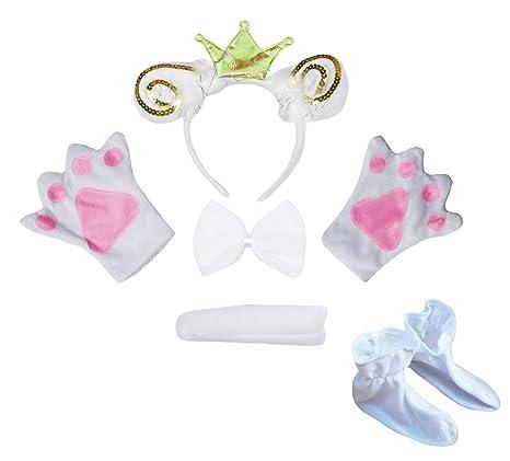 Petitebelle Las ovejas de oro Príncipe diadema atarse los zapatos ...