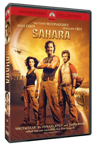 Sahara (Widescreen Edition) (Macys K)