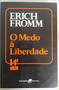 O Medo A Liberdade - 9788524500312 - Livros na Amazon Brasil