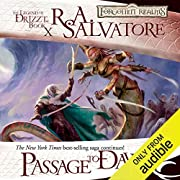 Passage to Dawn: Legend of Drizzt: Legacy of…