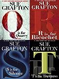 Four Sue Grafton Novels (A Kinsey Millhone Novel)