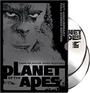 Planet of the Apes (Full Screen) (35th Anniversary Edition) (Bilingual)