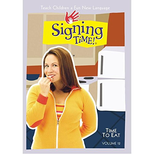 signing-time-series-1-vol-12-time-to-eat