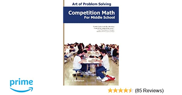 Amazon com: Competition Math for Middle School (9781441488879): J
