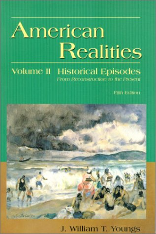 American Realities, Volume II (5th Edition)