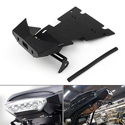 Areyourshop License Plate Tail Light Bracket Turning signal Mount For BMW R NINE T 13-17
