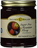 Nature's Hollow Mountain Berry Jam 10 Ounces