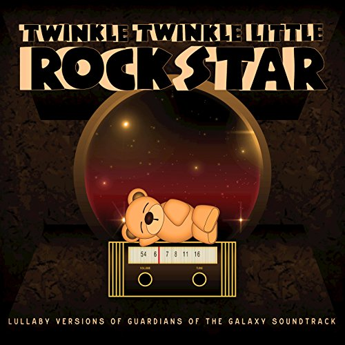 Lullaby Versions of Guardians of the Galaxy -